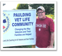 Jim Ellis, Paulding County Vet Life Community