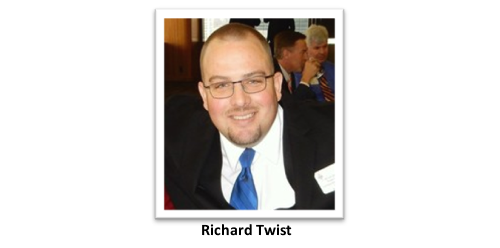 Richard Twist - Lead Peer Specialist