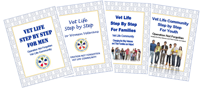 Step by Step for Men Veterans women Veterans Families and Youth