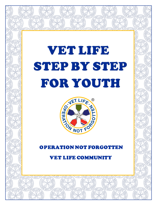 VET LIFE STEP BY STEP FOR YOUTH COVER