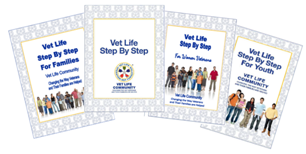 Vet Life Community Step By Step Journals